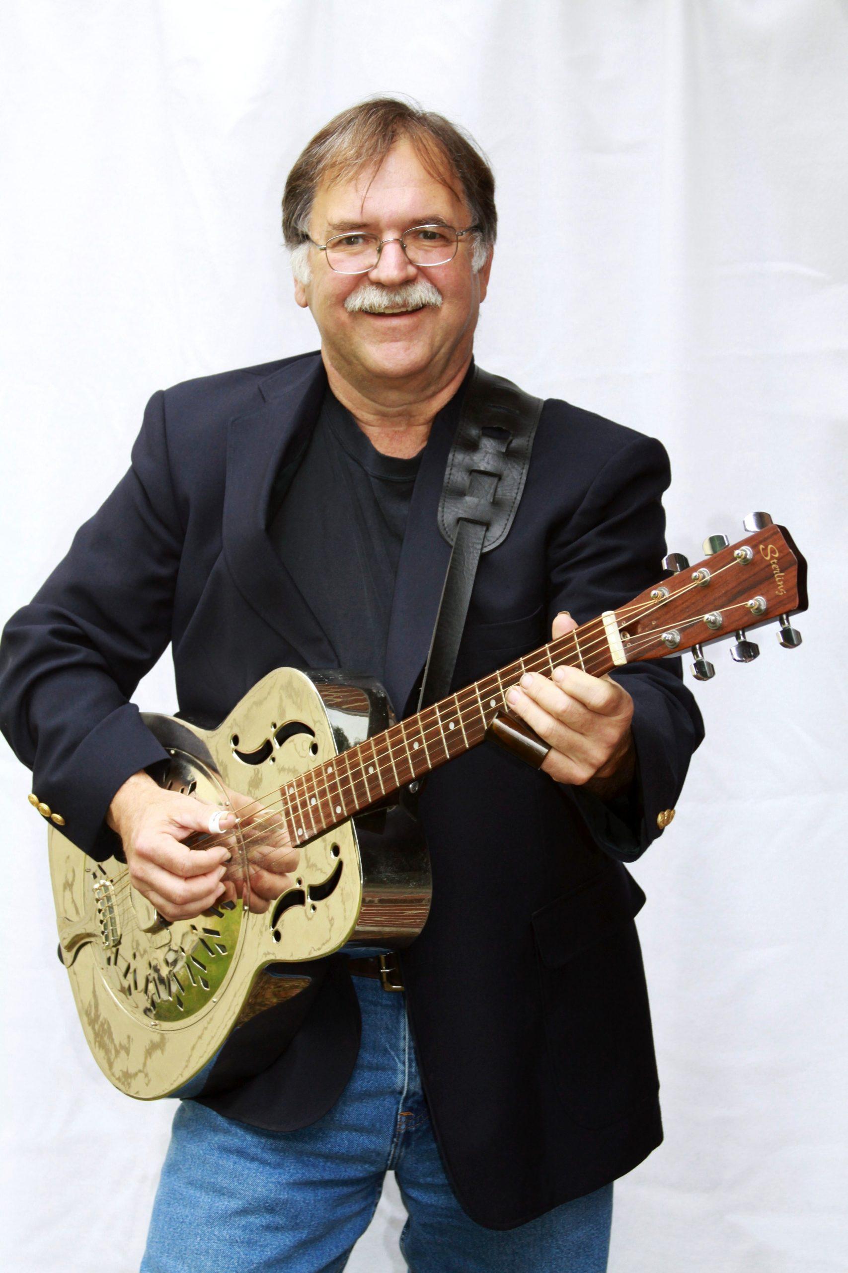 Jim Gallant press photo